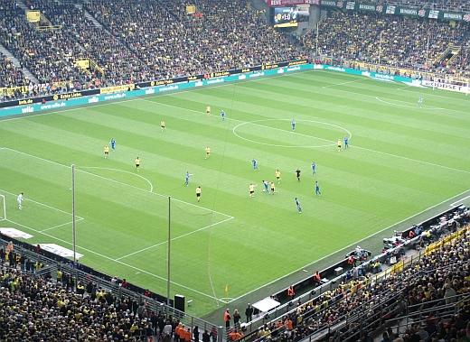 BVB v TSG, Spieltag 34