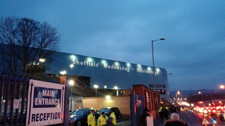 Hillsborough 25.3.2014