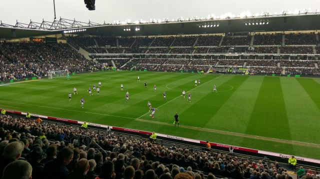Derby County-Bolton Wanderers