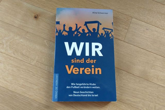 Buch Alina Schwermer: Wir sind der Verein